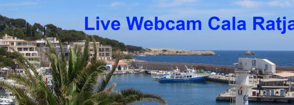 Cala Ratjada Live Webcam