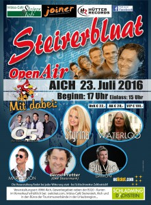 Steirerbluat Open Air