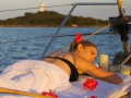 Romantic Sailing